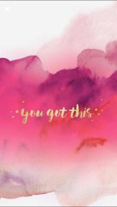 you got this1